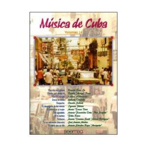 Musica de Cuba Vol.14 | Piano & Sång