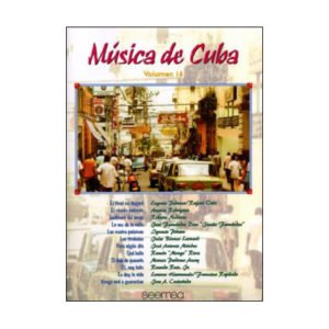 Musica de Cuba Vol.16 | Piano & Sång