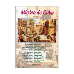 Musica de Cuba Vol.17 | Piano & Sång