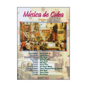 Musica de Cuba Vol.18 | Piano & Sång