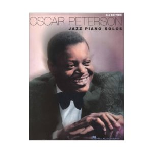 Jazz piano solos | Oscar Peterson| 2nd Edition