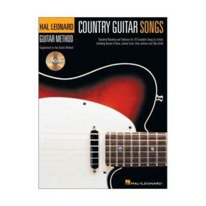Hal Leonard Guitar Method: Country Guitar Songs