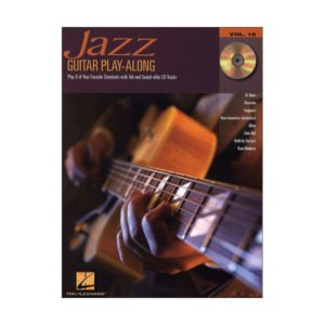 Jazz Guitar Play-Along Volume 16