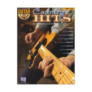 Guitar Play-Along Volume 76: Country Hits