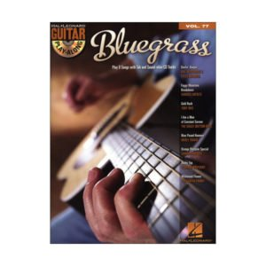 Guitar Play-Along Volume 77: Bluegrass