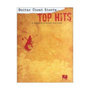 Guitar Cheat Sheets: Top Hits - 44 Mega-Hits In Musical Shorthand