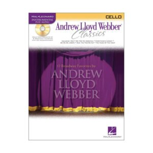 Instrumental Play-Along: Andrew Lloyd Webber Classics (Cello)