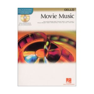 Movie Music Play-Along (Cello)