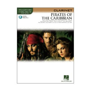 Pirates Of The Caribbean | Klarinett
