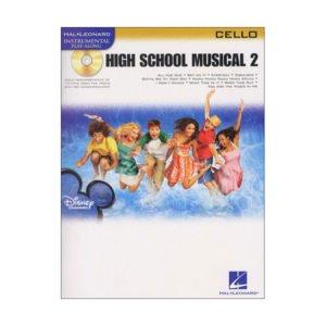 High School Musical 2 Play-Along (Cello)