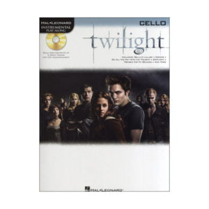Instrumental Play-Along: Twilight (Cello)