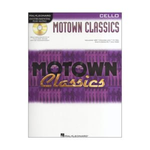 Instrumental Play-Along: Motown Classics - Cello