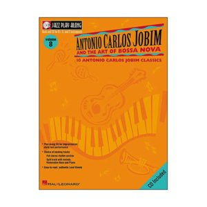Jazz Play Along Vol.8 Antonio Carlos Jobim