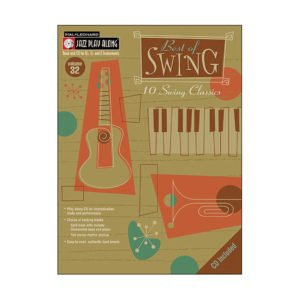 Jazz Play Along Vol.32 Best of Swing