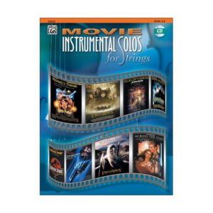 Movie Instrumental Solos Cello