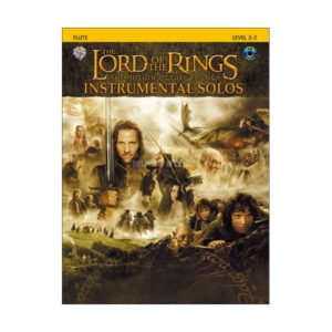 Lord Of The Rings: Instrumental Solos | Flöjt