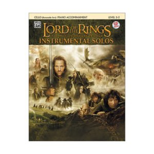 Lord Of The Rings: Instrumental Solos | Cello