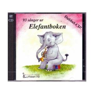 Elefantboken CD | Gren/Nilsson