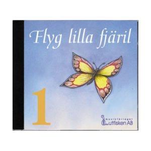 Flyg lilla fjäril | CD 1