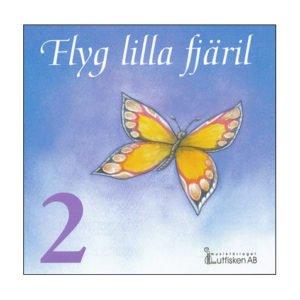 Flyg lilla fjäril | CD 2