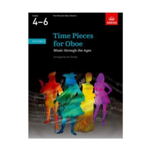 Time Pieces For Oboe | Vol. 2