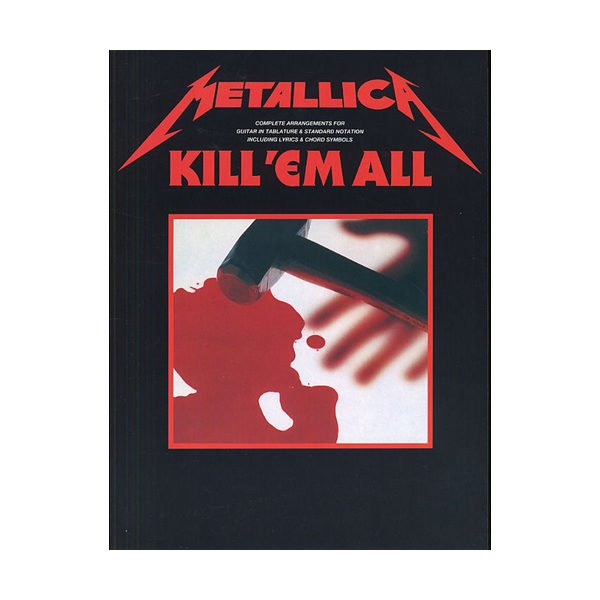 Metallica Kill Em All | Guitar Tab
