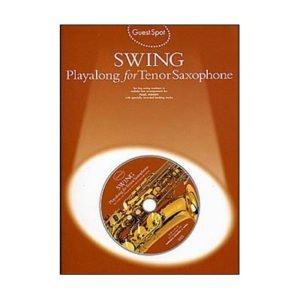 Swing Playalong For Tenor Saxophone