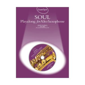 Soul Playalong For Alto Saxophone