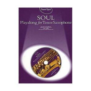 Soul Playalong For Tenor Saxophone