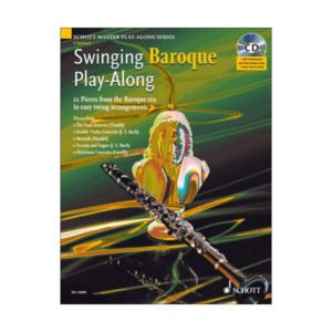 Swinging Baroque Play-Along | Klarinett