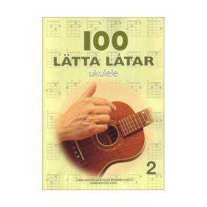 100 Lätta Låtar 2 | Ukulele