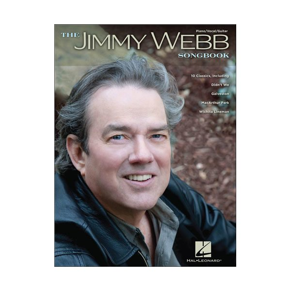 The Jimmy Webb Songbook | Hal Leonard