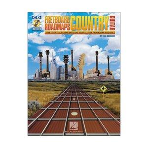 Fretboard Roadmaps: Country Guitar