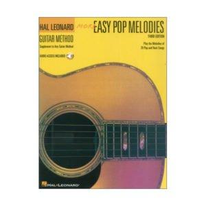 Hal Leonard Guitar Method: More Easy Pop Melodies