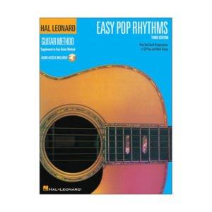 Hal Leonard Guitar Method: Easy Pop Rhythms