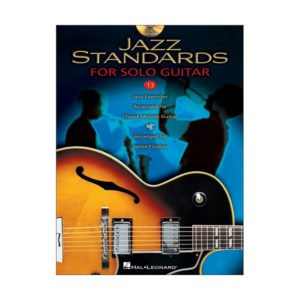 Jazz Standards For Solo Guitar | Hal Leonard