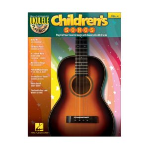 Ukulele Play-Along Volume 4: Children's Songs