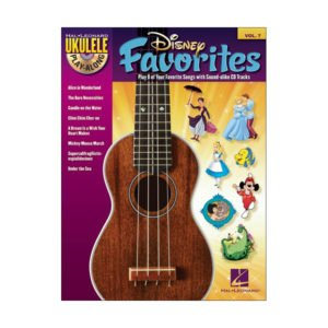 Ukulele Play-Along Volume 7: Disney Favourites