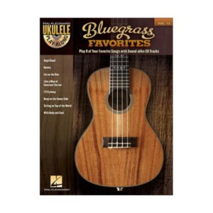 Ukulele Play-Along Volume 15: Country Classics