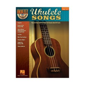 Ukulele Play-Along Volume 13: Ukulele Songs
