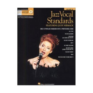 Jazz Vocal Standards | Hal Leonard