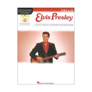 Hal Leonard Instrumental Play-Along: Elvis Presley (Cello)