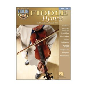 Violin Play-Along Volume 18: Fiddle Hymns