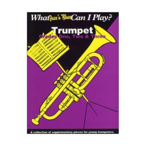 What Jazz And Blues Can I Play: Trumpet/Piano