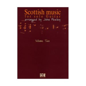 Scottish Music For Solo Guitar Vol. 2