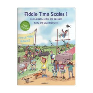 Fiddle time scales 1 | Violin