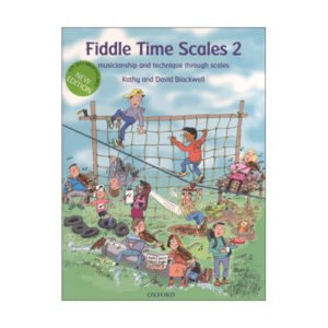 Fiddle time scales 2 | Violin