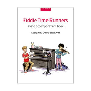 Fiddle Time Runners Piano Accompaniment