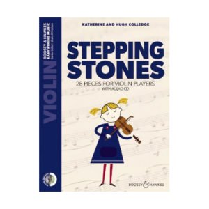 Stepping Stones | Violin