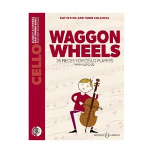 Waggon Wheels | Cello